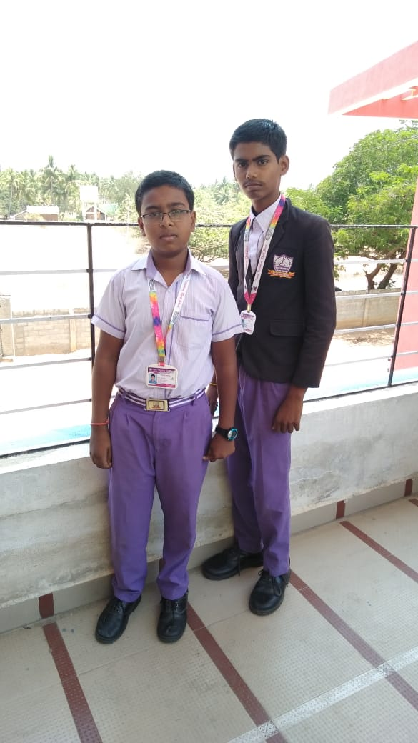 Checkpoint and igcse boys uniform model