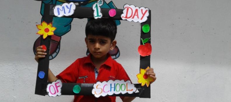 First Day School – 07.06.2017
