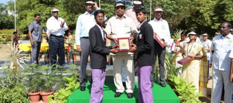 STUDENT GOT FIRST PRIZE IN ENGLISH QUIZ – VIT UNIVERSITY 2015
