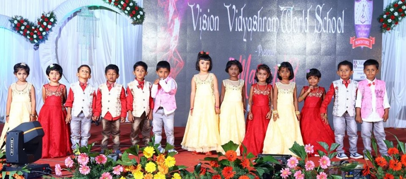 Cool Performance by Our Kindergarden Kids