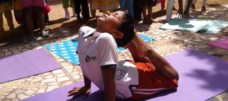 Yoga Day – 21.06.2017