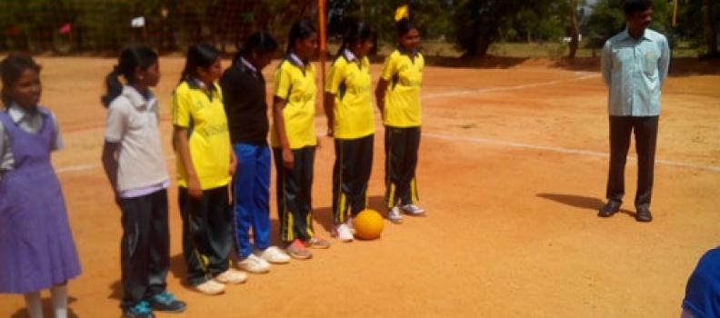 THROW BALL(GIRLS) & FOOT BALL(BOYS) – 02.07.2015